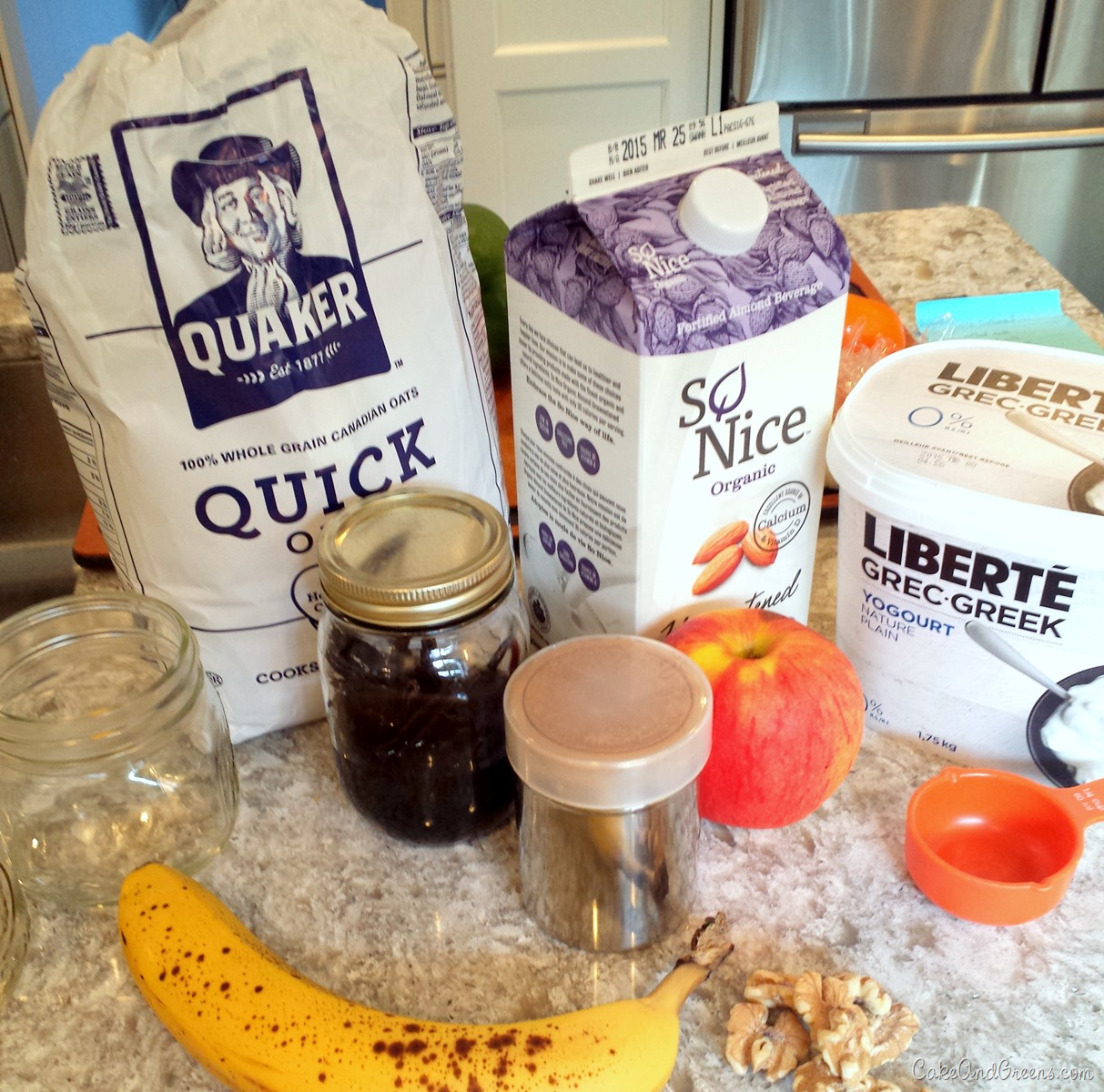 how to make swiss oatmeal